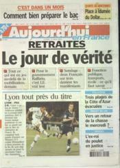 Aujourd'Hui En France N°593 du 12/05/2003 - Couverture - Format classique
