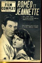 Tous Les Jeudis - Film Complet N° 452 - Romeo Et Jeannette - Couverture - Format classique