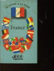 France - Couverture - Format classique