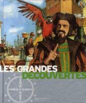 Les Grandes Decouvertes - Couverture - Format classique