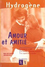 Amour Et Amitie - Intérieur - Format classique