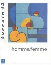 Homme-femme - Couverture - Format classique