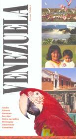 Le guide du venezuela - Couverture - Format classique