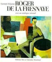 Roger De La Fresnaye - Couverture - Format classique