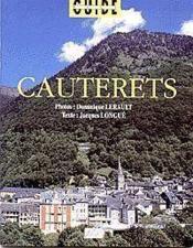 Cauterets Guide - Couverture - Format classique