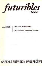 Futuribles 2000 No19 Janvier 1979 - Couverture - Format classique