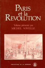 Paris et la Révolution - Couverture - Format classique