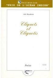 Cliquets et cliquetis - Couverture - Format classique