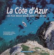 La Cote D Azur - Couverture - Format classique