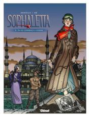 Sophaletta t.9 ; ta vie commence à Odessa - Couverture - Format classique