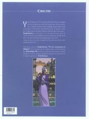 Sophaletta t.9 ; ta vie commence à Odessa - 4ème de couverture - Format classique
