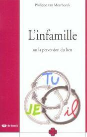 L'infamille - Intérieur - Format classique