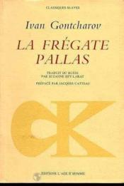 Fregate Pallas (La) - Couverture - Format classique