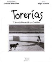 Torerias d'Antonio Bienvenida au Cordobés - Couverture - Format classique