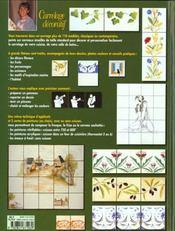 Carrelage Decoratif T3 - 4ème de couverture - Format classique