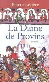 La Dame De Provins - Intérieur - Format classique