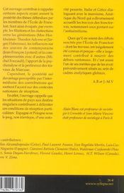 Posterite De L Ecole De Francfort - 4ème de couverture - Format classique