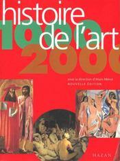 Histoire De L'Art 1000-2000 - Intérieur - Format classique