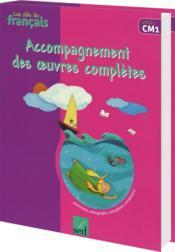 Les Cles Du Francais ; Cm1 ; Accompagnement Des Romans - Couverture - Format classique