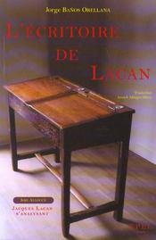 L'Ecritoire De Lacan - Intérieur - Format classique