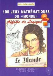 Affaire De Logique (1 - 100 - Intérieur - Format classique