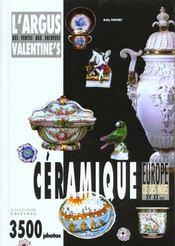 Ceramique - Intérieur - Format classique