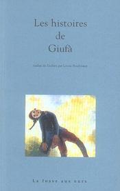 Histoires De Giufa (Les) - Intérieur - Format classique