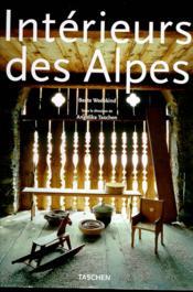 Ju-Interieurs Des Alpes - Couverture - Format classique