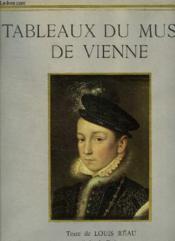 Tableaux Du Musee De Vienne. - Couverture - Format classique
