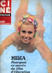 Cine Revue - Tele-Programmes - 48e Annee - N° 31 - Le Detective - Couverture - Format classique