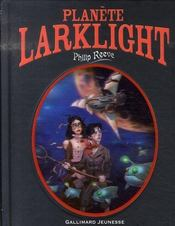 Planète larklight  - Philip Reeve