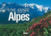 Une année dans les Alpes - Couverture - Format classique