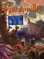 Gargouilles t.4 ; phidias - Couverture - Format classique