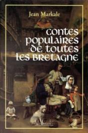 Contes Populaires De Bretagne - Couverture - Format classique