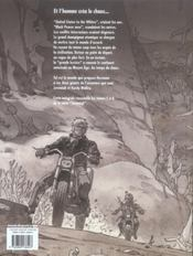 Jéremiah ; intégrale t.2 ; t.5 à t.8 - 4ème de couverture - Format classique