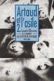 Artaud Et L'Asile 2 - Couverture - Format classique