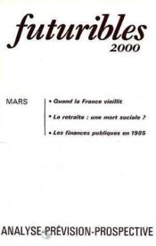Futuribles 2000 No21 Mars 1979 - Couverture - Format classique