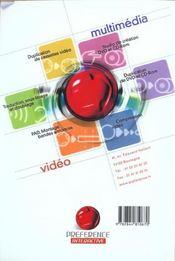 Producteurs ; Edition 2003 - 4ème de couverture - Format classique