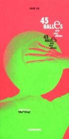 45 Balles - Prix Reel'Affiche - Couverture - Format classique