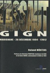 L'Assaut ; Gign ; Marignane. 26 Decembre 1994. 17h12 - Intérieur - Format classique
