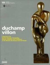 Duchamp-villon - Couverture - Format classique