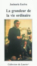 La Grandeur De La Vie Ordinaire 175 - Couverture - Format classique