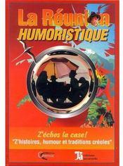 La réunion humoristique - Couverture - Format classique
