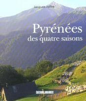 Pyrénées des quatre saisons - Intérieur - Format classique