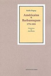 Américains et Barbaresques 1776/1824 - Couverture - Format classique