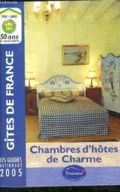 Chambres D'Hotes De Charme - Couverture - Format classique