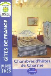 Chambres D'Hotes De Charme - Intérieur - Format classique