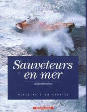 Sauveteurs En Mer - Intérieur - Format classique