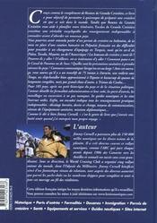 Escales De Grandes Croisieres - 4ème de couverture - Format classique