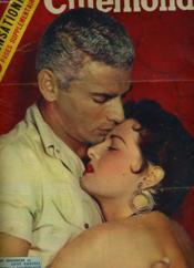 CINEMONDE - 24e ANNEE - N° 1126 - JEFF CHANDLER eT JANE RUSSELL font jaser le tout-hollywood - Couverture - Format classique